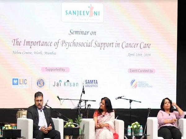 Sanjeevani's Seminar on Importance of Psychosocial Support in Cancer Care