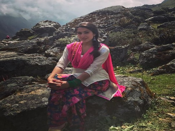 Actor Sara Ali Khan (Image Source: Instagram)