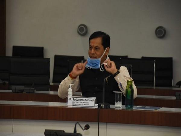 Assam Chief Minister Sarbananda Sonowal (File photo)