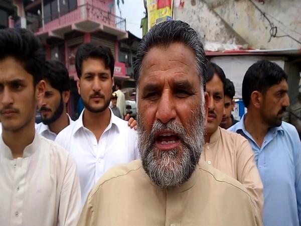 JKLF activist Sardar Saghir