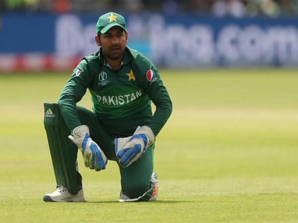 Pakistan wicket-keeper batsman Sarfaraz Ahmed