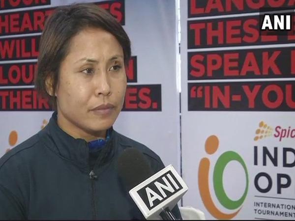 Boxer Sarita Devi (File image)