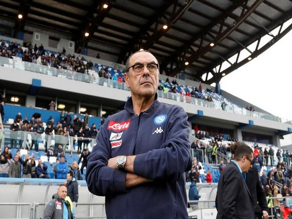 Former Chelsea manager Maurizio Sarri