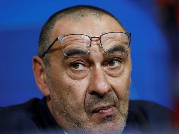 Juventus coach Maurizio Sarri