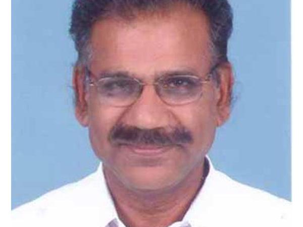 Kerla Forest Minister A K Saseendran