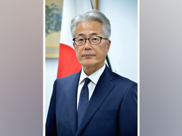 Ambassador of Japan to India, Satoshi Suzuki (Photo Credit - Embassy of Japan in India)