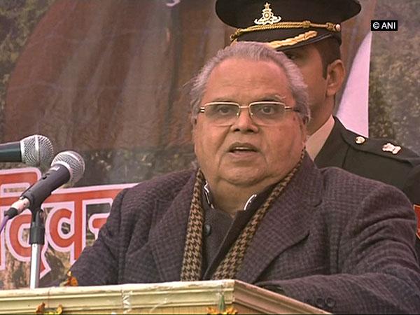 J-K Governor Satyapal Malik