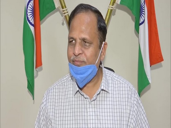 Delhi Minister Satyendar Jain (File photo)