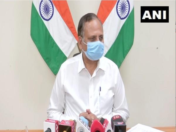 Delhi Health Minister, Satyendar Jain (Photo/ANI)