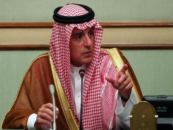 Saudi Foreign Minister Adel Al-Jubier