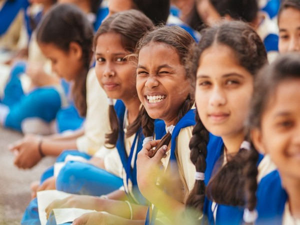 The scheme of free textbooks and uniforms will be implemented at a cost of Rs 22 crore per annum under district mineral fund. Photo/ANI