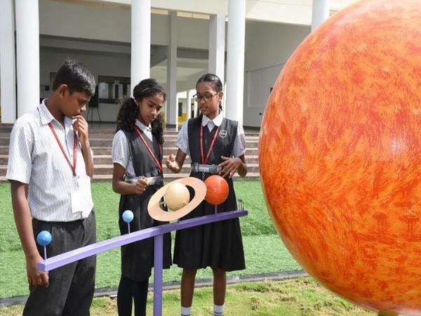 Science Tech Park in Vagdevi Vilas Institutions Marathahalli