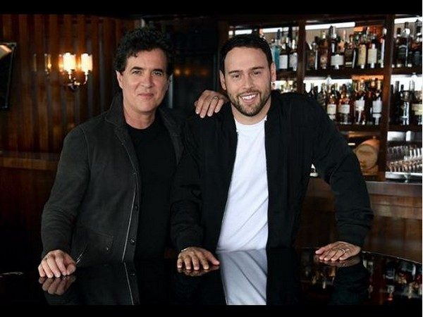 Scott Borchetta and Scooter Braun (Image courtesy: Instagram)