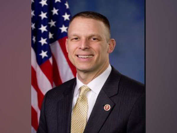 Member of US Congress from Pennsylvania Scott Perry (File photo)
