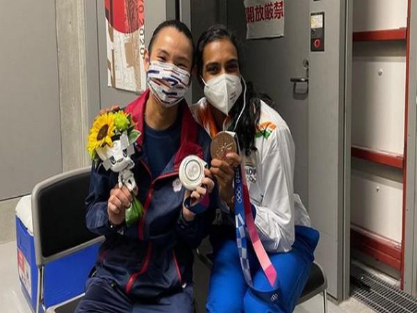 PV Sindhu and Tai Tzu Ying (Photo: Instagram/Tai Tzu Ying)