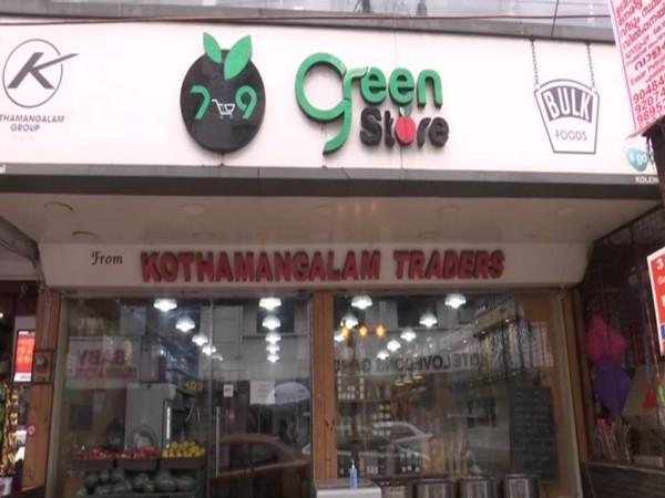 7 to 9 Green Store at Kochi (Photo:ANI)