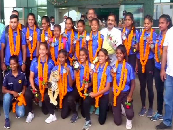 Team which represented India in Asia Rugby Under-18 Girls 7s (File Photo)