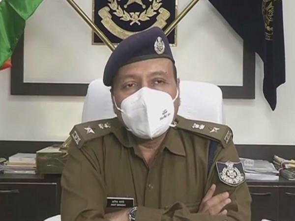 Gwalior SP Amit Sanghi