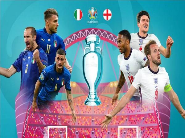 Italy and England football teams in Euro 2020 Final (Photo: UEFA Euro)