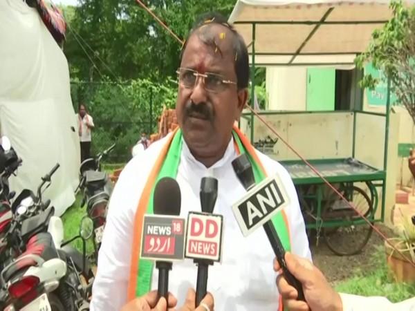 Somu Veerraju, chief of Andhra Pradesh BJP. (Photos/ANI)