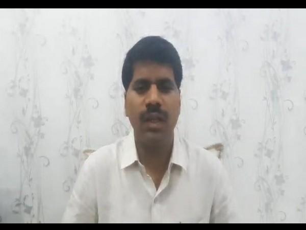 Venkatram Reddy, Chairman, Andhra Pradesh Government Employees Federation