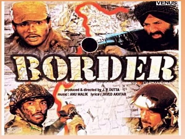 Border film (Image source: Instagram)