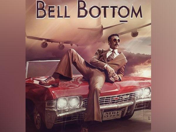 Akshay Kumar in 'Bell Bottom' (Image source: Instagram)