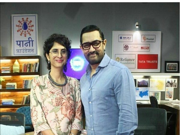 Former couple Aamir Khan and Kiran Rao (Image source: Instagram)