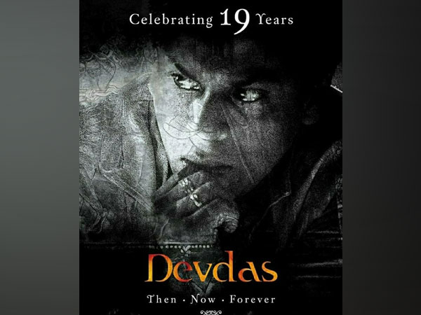 SRK from 'Devdas' (Image source: Instagram)
