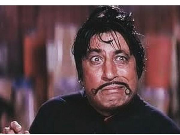 Shakti Kapoor as Crime Master Gogo (Image source: Instagram)