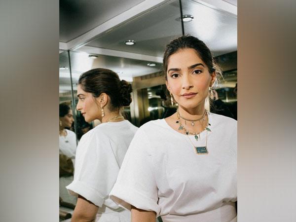 Sonam Kapoor Ahuja (Image source: Instagram)