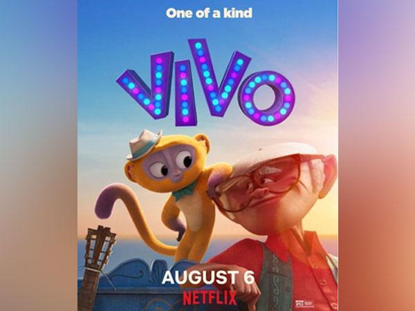 Poster of 'Vivo'