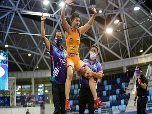 Wrestler Priya Malik (Photo: Instagram)