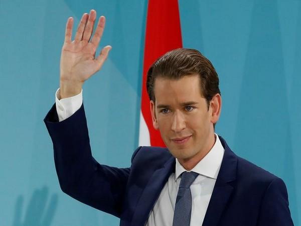 Austria's former chancellor Sebastian Kurz.
