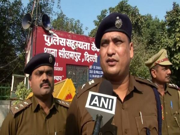 Deputy Commissioner of Police Ved Prakash Surya. Photo/ANI