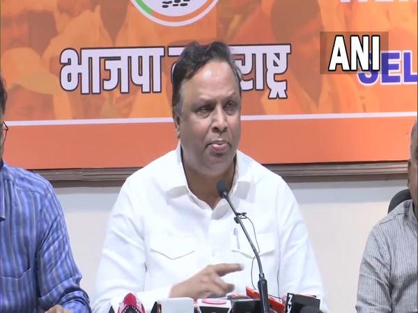 Maharashtra BJP MLA Ashish Shelar (File Photo)