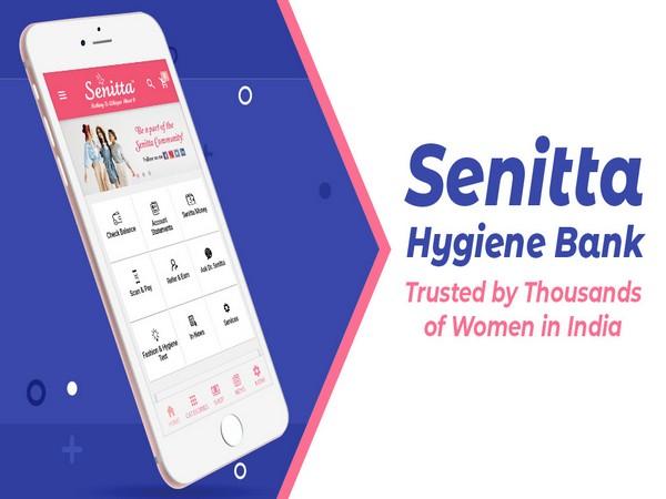 Join Senitta Hygiene Bank today and get year-long supply of Senitta sanitary napkins for free