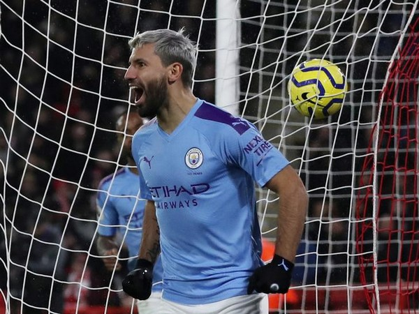 Sergio Aguero (File photo)