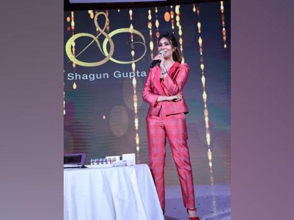 Shagun Gupta introduces Nouveau Contour 'Future of Permanent