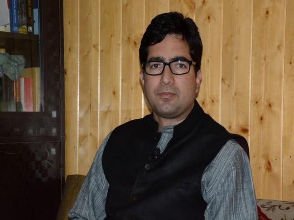 Dr Shah Faesal (Photo/ANI)