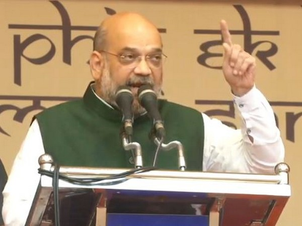 File pic of BJP chief Amit Shah