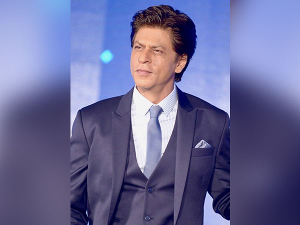 Actor Shah Rukh Khan