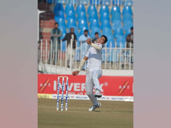 Pacer Naseem Shah (Photo/ Pakistan Cricket Twitter)