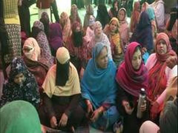 Protestors at Shaheen Bagh (File photo)