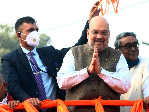 Union Home Minister Amit Shah will hold two public meetings in Assam on January 24.