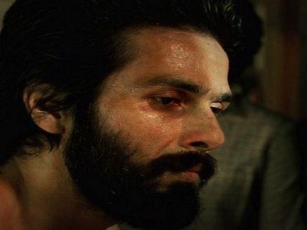 Shahid Kapoor in 'Kabir Singh'