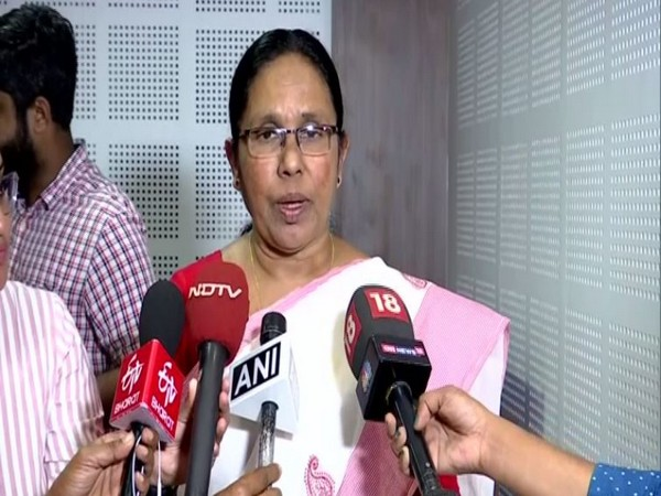 Social Justice and Women and Child Development Minister KK Shailaja (File photo)