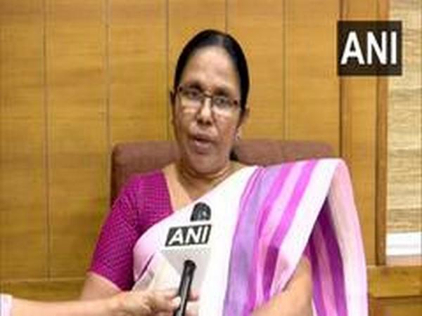 Kerala Health Minister KK Shailaja (File Photo)