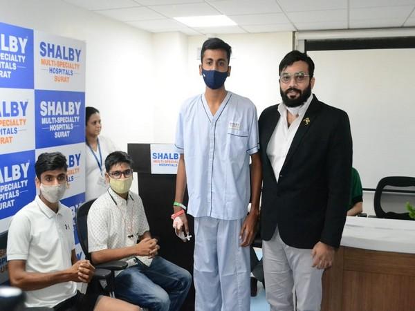Shalby Multispecialty Hospitals Surat