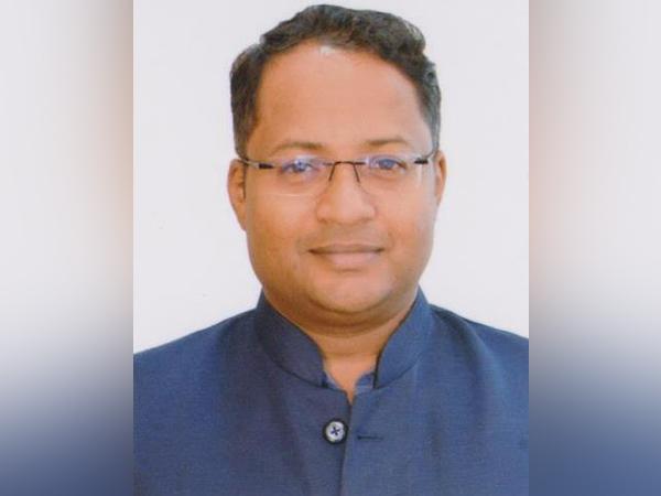 Diplomat Shambhu S Kumaran (Photo Credit: Embassy of India to Rabat, Morocco)